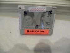 James Bond Women in Motion archive card box