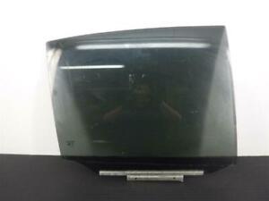 04-09 Lexus RX330-RX350 Passenger Rear Glass Privacy OEM 68103-0E010