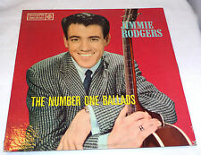 Jimmie Rodgers: The Number One Ballads  [VG+  Copy]