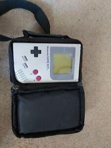 Original Game Boy + Official Nintendo Case + 10 Games