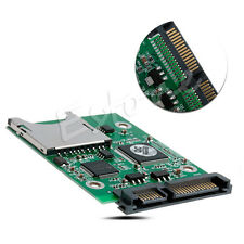 SD SDHC MMC RAID to SATA Adapter Converter Supports 32G Capacity SD card Hot