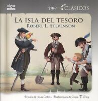 La Isla del Tesoro. NUEVO. Nacional URGENTE/Internac. económico. LITERATURA INFA