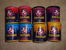 "Ecto PLAZM the real ghostbusters ""kenner"" stickers tank slime custom lot x9"