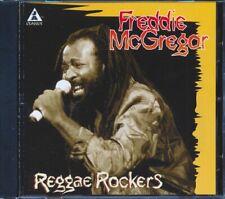 Sealed New Cd Freddie McGregor - Reggae Rockers