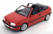 1:18 Norev VW Golf Convertible  1995 red