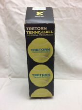 Vintage Tretorn Tennis Ball Pack of 3 In Open Box