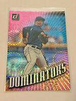 2019 Donruss Baseball Pink Dominators - Blake Snell - Tampa Bay Rays
