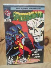SPIDERWOMAN #1 JUNIORPRESS 1982 MARVEL COMICS NETHERLANDS SPIDER-WOMAN VF/NM