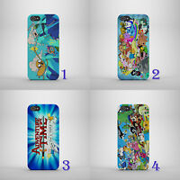 ADVENTURE TIME/JAKE/FINN/BEEMO HARD PHONE CASE COVER FOR IPHONE/SAMSUNG MODELS