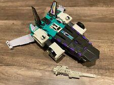 Hasbro 1987 Takara Transformers Original G1 Sixshot Loose Action Figure