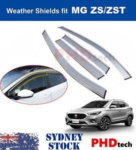 Weathershields Weather Shield Door Visor Guard suit MG ZS ZST 2017~2021