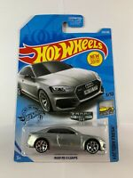 Hot Wheels - ZAMAC Audi RS5 Coupe - Diecast Collectible - 1:64 - BOXED SHIPPING