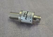 Polpsxl 1.2 - 2.8 Ghz Bulkhead Mt Coax Protector, w/ N-Female Conn