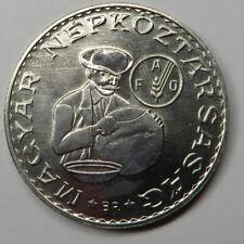 Hungary 10 Forint 1983 Nickel KM#629 UNC