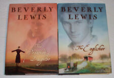 Annie's People Series by Beverly Lewis Lot 2 Set Amish Romance Novels Books HB