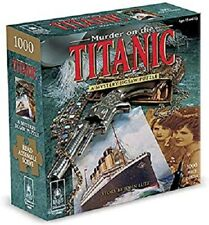 Be Puzzled Jigsaw Puzzle 1000pc - Titanic Mystery Puzzle