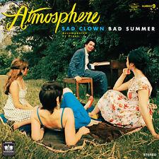 Atmosphere SAD CLOWN BAD SUMMER #9 Sunshine RHYMESAYERS RECORDS New Vinyl EP