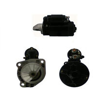 Fits DEUTZ-FAHR Intrac 6.30 Turbo Starter Motor 1989-On - 10090UK