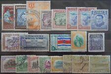 Guatemala Lot mit alten Werten IV
