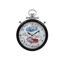 Reloj De Pared parada Coche Deportivo Reloj de parada de Diseño LP29535 para Hombre Regalo