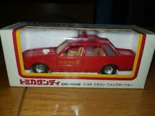 Tomica Dandy DE-009 Toyota Crown Fire Chief Car