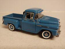 1:24 Danbury Mint 1958 Chevrolet Apache Pick-Up Truck Diecast Car