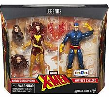 MARVEL LEGENDS X-MEN DARK PHOENIX AND CYCLOPS TRU EXCLUSIVE 2-PACK JEAN GREY