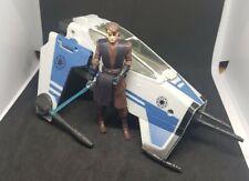 """Star Wars The Clone Wars 3.75"""" Anakin Skywalker con ataque Recon luchador."""