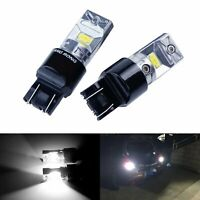 7443 7515 T20 92SMD Ice Blue Daytime Running Light High Power LED Projector Blub