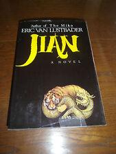 Eric Van Lustbader JIAN 1st Edition Villard Books1985 HCDJ CIP info PP $17.95