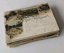 AK Postkarten alte PK Sammlung Konvolut 49 Stück Lot Ansichtskarten