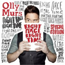 Olly Murs-Right Place Right Time  (UK IMPORT)  CD with DVD NEW