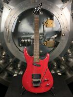 Washburn Floyd Rose Red Electric Guitar HS w/ Original Hard Case