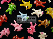 Free Shipping - 40pcs Bambi Deer Lou Doe Flat back Cabochons Animals Doe F882