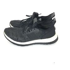 ca47f293a Adidas Pure Boost ZG Shoes mens 9.5 Black Running Training