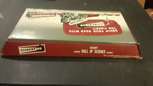 Gilbert House of Science  H O, R R set in Original box.