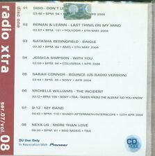 Radio Xtra Vol. 7 - Eminem/D12/Didò/Goldfrapp/The Rasmus Cd scellé