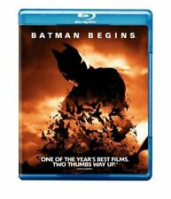 Batman Begins [Blu-ray] Blu-ray