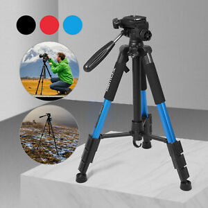 ZOMEI Aluminium Portable Travel Camera Tripod For Camcorder Phone Canon Nikon UK