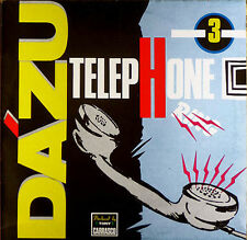 "Pour cela-telephone ring - 12"" maxi single-zyx records-washed-cleaned-l3503"