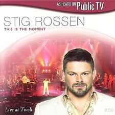 Rossen, Stig This Is the Moment: Live at Tivoli CD