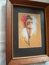 Pin-Up Art  framed Picture 5X7