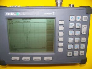 Anritsu S113C Site Master 2-1600MHz New Screen, Battery & Charger Fully tested!