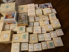 Cherished Teddies Lot of 47 all NEW IN BOX NEVER USED GREAT BEAR LOT ENESCO