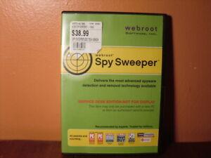Webroot Software Spy Sweeper Service Desk Edition