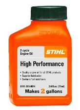 STIHL 0781 319 8049 5.2 Ounce High Performance 2 Cycle Engine Oil, 1 Pack