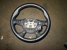 Ford focus steering wheel leather zetec titanium titanium x from 2011 - 2014