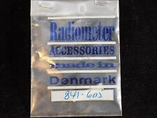 RADIOMETER ACCESSORIES 341-605 plastic tube made in DENMARK RARE!