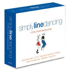 Various Artists : Simply Line Dancing CD (2012) ***NEW***