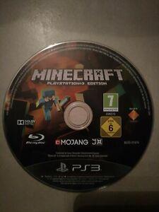 Jeu Playstation PS3   Minecraft Playstation 3 Edition